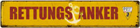 RETTUNGSANKER Logo